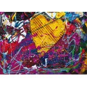 Fototapet living - Tablou abstract Love