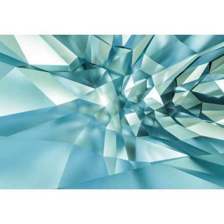 Fototapet Modern Cristale 3D