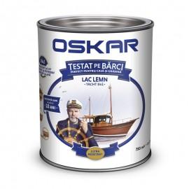 Lac lucios Oskar Yacht Trandafir 0.75L pentru barci