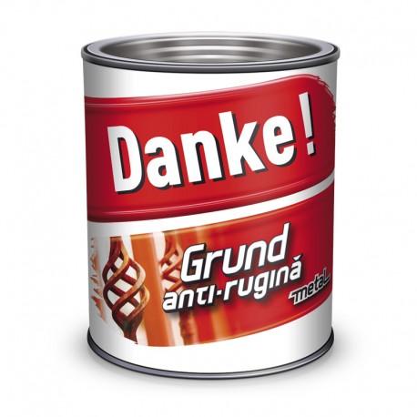 Grund gri anticoroziv pentru metal Danke 0.7L