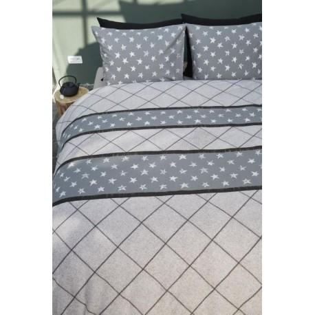 Lenjerie de pat cu stelute Vintage