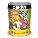 Oskar Aqua Lac pentru lemn Incolor 5L