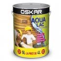 Oskar Aqua Lac pentru lemn Nuc 5L