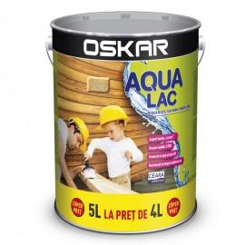 Oskar Aqua Lac pentru lemn Stejar 5L