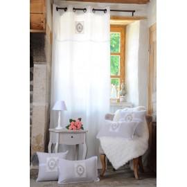 Perdea dormitor Charmille clasica - detaliu