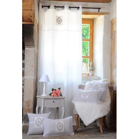 Perdea dormitor Charmille clasica