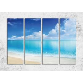 Tablouri canvas living - Plaja