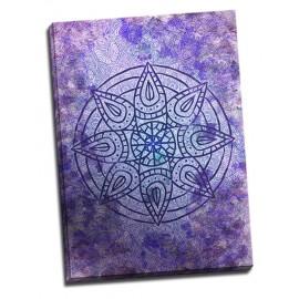 Tablou Mandala violet