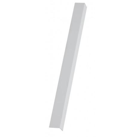 Profil PVC protectie colt 30x30mm - alb