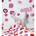 Stickere de perete Girls Only