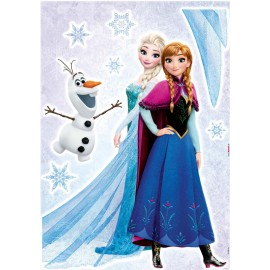Stickere Frozen - Elsa si Anna