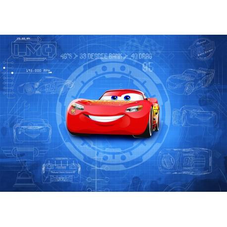 Fototapet Cars Fulger McQueen