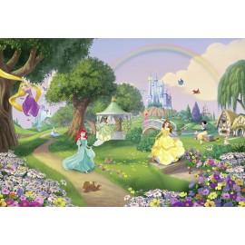 Fototapet Printese Disney - Curcubeu