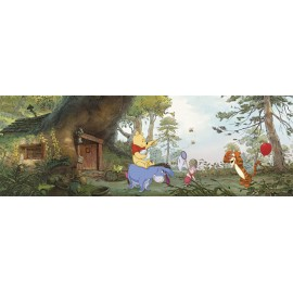 Fototapet copii - Casa lui Winnie