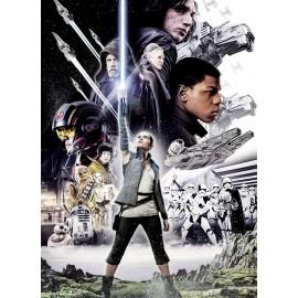 Fototapet Star Wars - Last Jedi