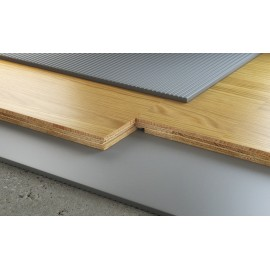 Izolatie parchet 5.5 mm din polistiren extrudat