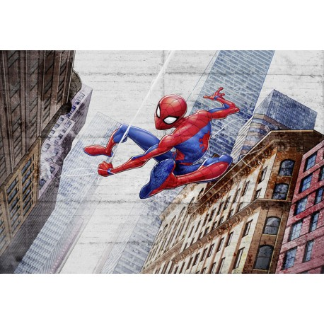 Fototapet copii Spiderman