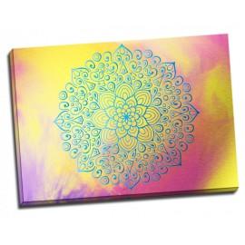 Tablou Mandala cu arabescuri