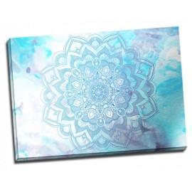 Tablou Mandala - Cer albastru