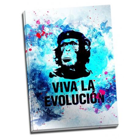 Tablou bar Viva la Evolucion