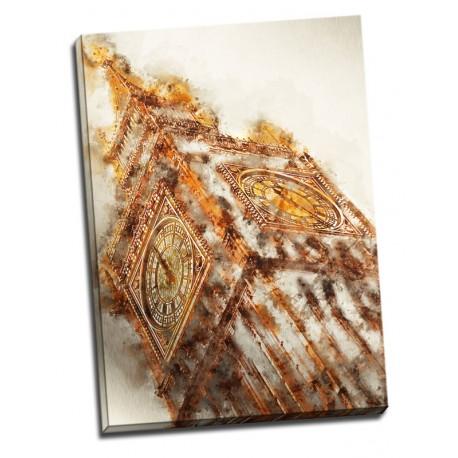 Tablou Londra - Big Ben