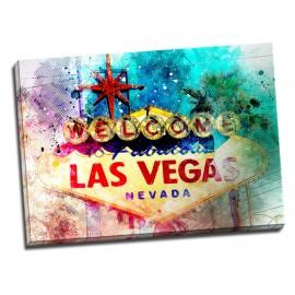 Tablouri bar Road to Las Vegas