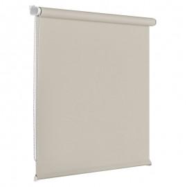 Rolete textile 58x160 cm crem Blackout