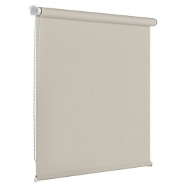 Rolete textile 75x160 cm crem Blackout