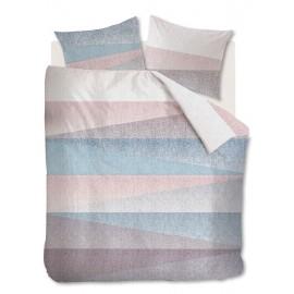 Lenjerie de pat din bumbac Cascadas Pastel