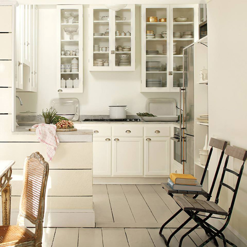 Benjamin moore color of the year 2016 simply white traget for Benjamin moore pristine