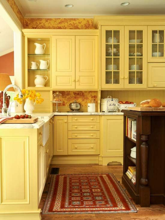 Color of the week - YELLOW - TRAGET