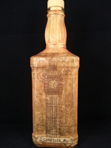 London Shabby Bottle