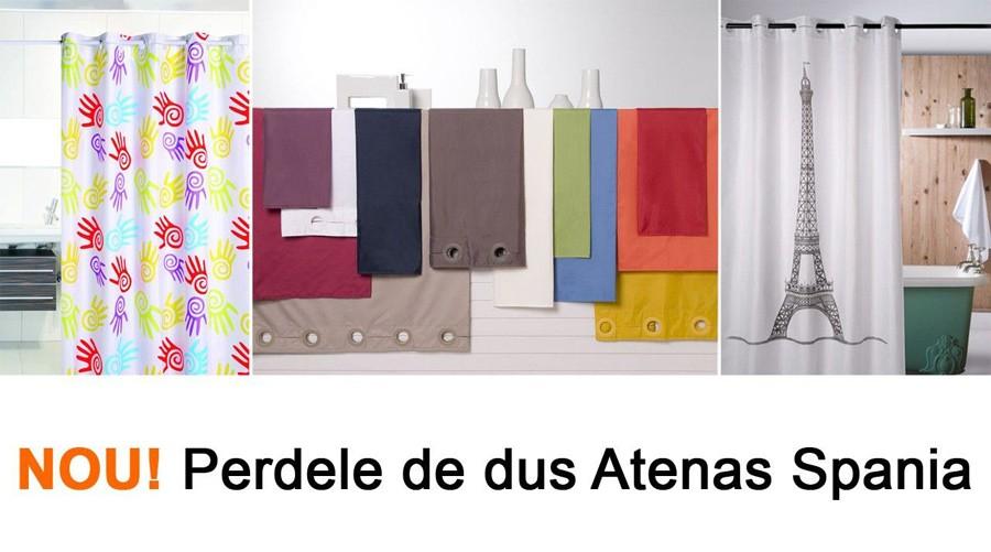 Shower curtains Atenas